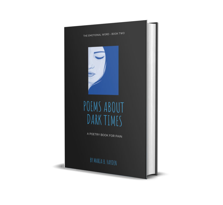 POEMS ABOUT DARK TIMES 3D COVER