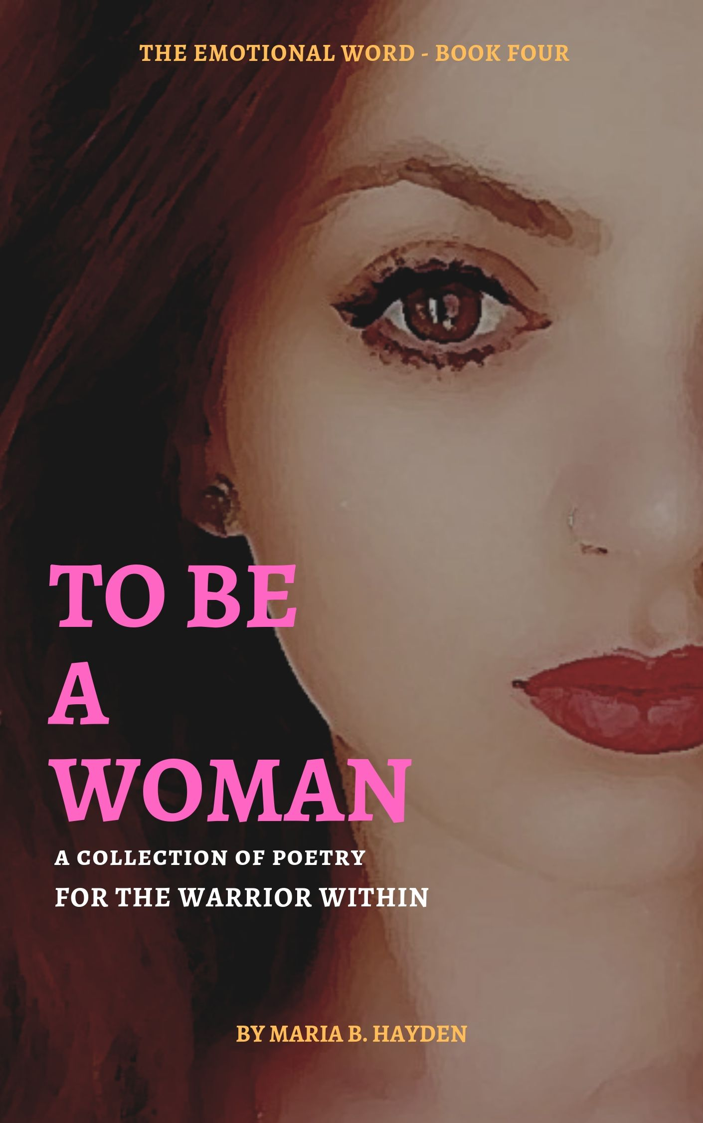 To be a woman book cover